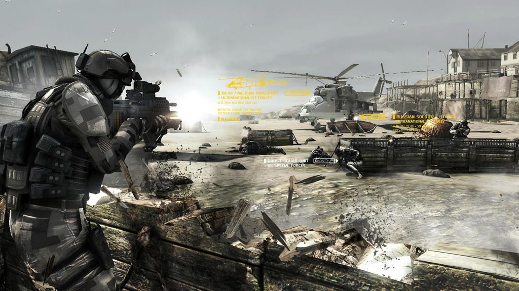 Download Tom Clancy's Ghost Recon Future Soldier Full Version PC Game 2012