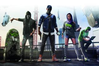Mode Multiplayer di Watch Dogs 2 Gratis!