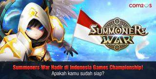 Summoners War Siap Menembus E-Sports!