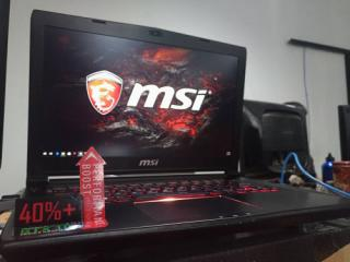 [Video] Review MSI GS43 VR! Notebook Gaming Simpel Namun Powefull!