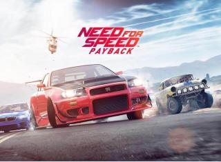 Video Gameplay Need for Speed Payback