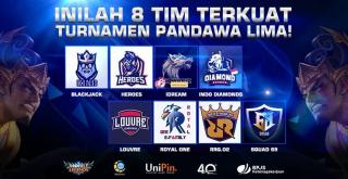 BPJS Ketenagakerjaan Menyelenggarakan Mobile Legends: Pandawa Lima Tournament